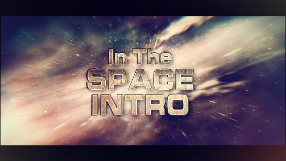In The Space Intro 19876712 Videohive – After Effects Templates