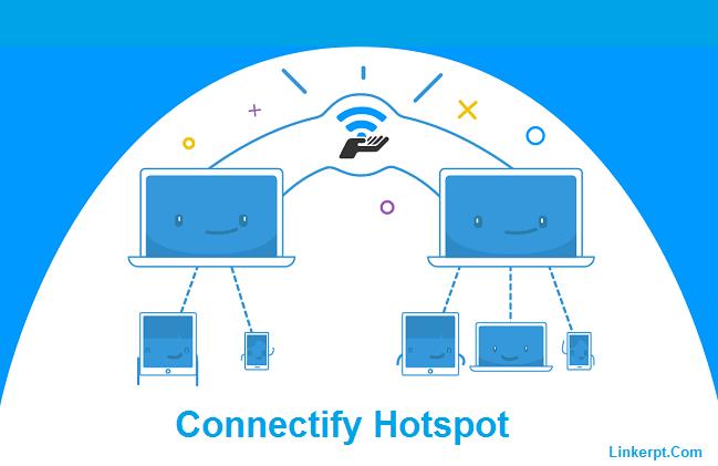 Phần mềm Connectify Hotspot