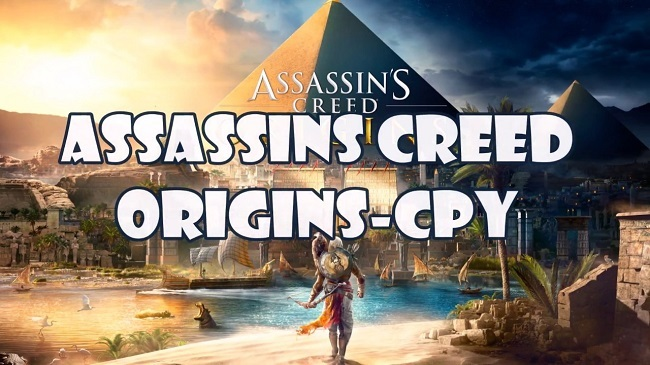 Game Assassin's Creed Origins - CPY