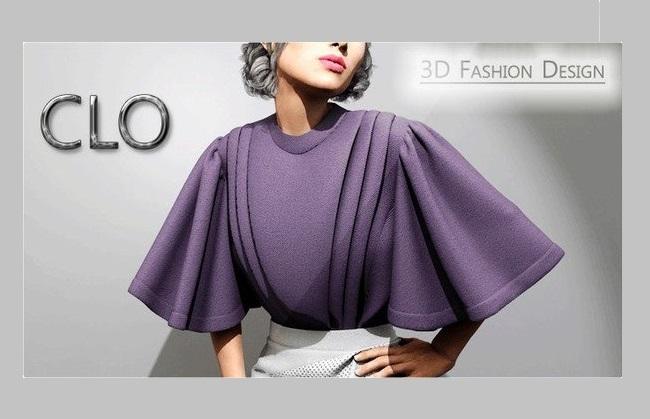 Phần mềm thiết kế thời trang clo