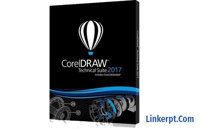 Phần mềm CorelDRAW Technical Suite 2017