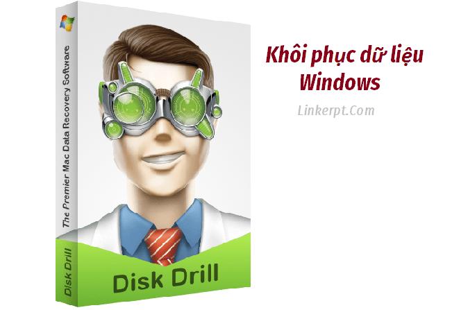 Phần mềm Disk Drill Pro