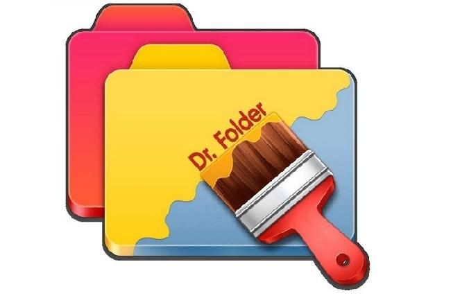 Phần mềm Dr. Folder full