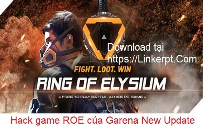 Hack game ROE của Garena