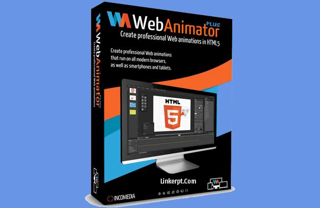 Phần mềm Incomedia WebAnimator Plus