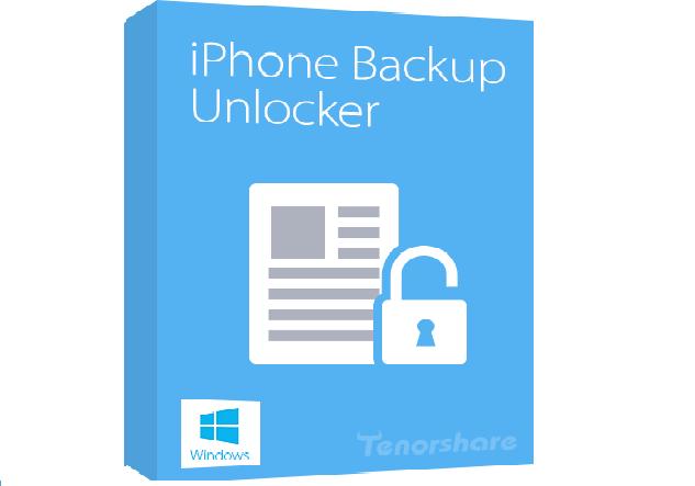 iPhone Backup Unlocker Profesional