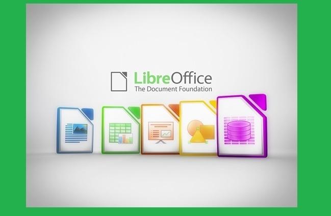 Phần mềm văn phòng LibreOffice