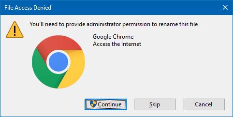 Cách đổi tên items ở Start Menu trong Windows 10
