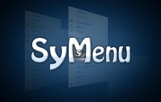 SyMenu - Sắp xếp các ứng dụng windows