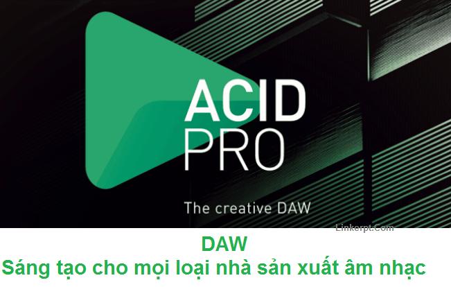 Phần mềm MAGIX ACID Pro