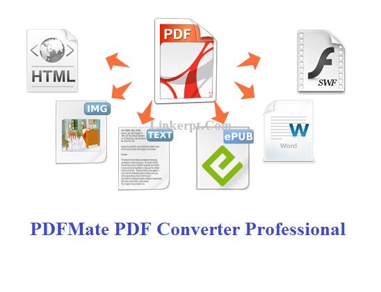 Phần mềm PDFMate PDF Converter Professional