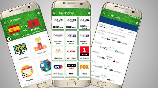 FIFA NetTV Watch Best Premium Sport Channels