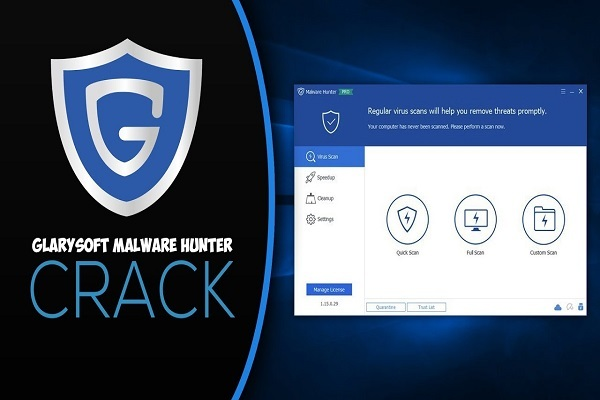 phần mềm Glarysoft Malware Hunter