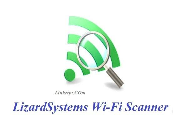 Phần mềm LizardSystems Wi-Fi Scanner