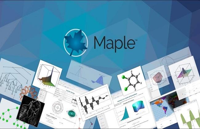 Phần mềm toán học Maplesoft Maple full