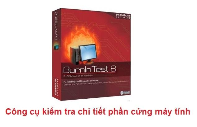 PassMark BurnınTest Pro Full