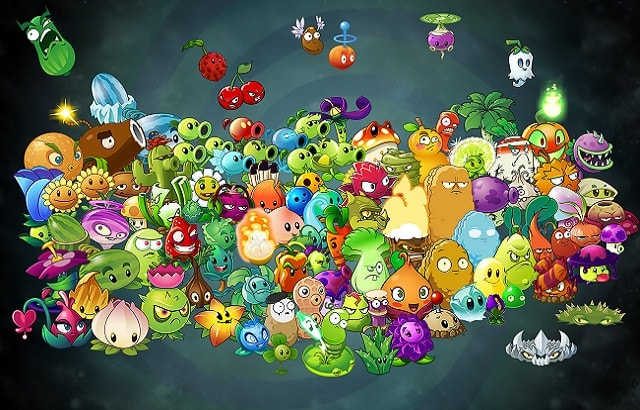 Plants vs. Zombies mod android