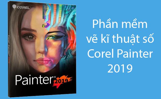 Phần mềm Corel Painter 2019