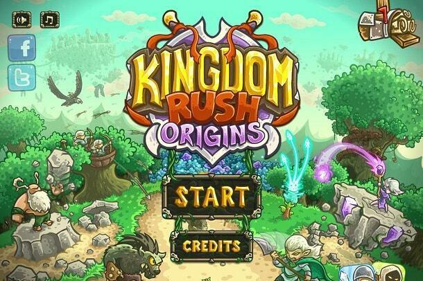 Games Kingdom Rush Origins Apk