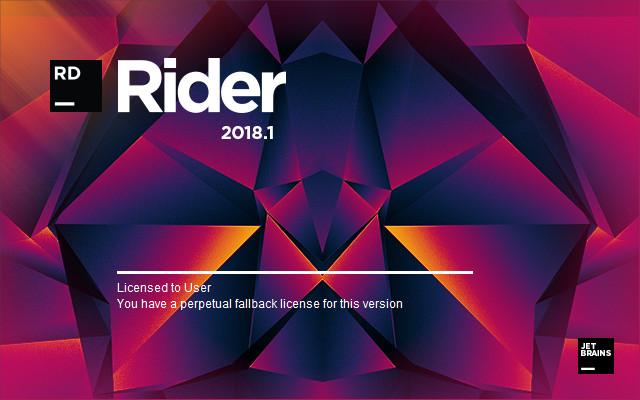Phần mềm JetBrains Rider 2018