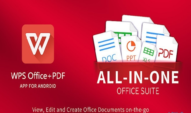 Ứng dụng WPS Office premium android