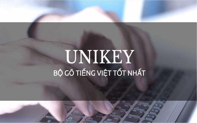 Phần mềm gõ tiếng Việt Unikey mới nhất