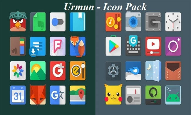 Urmun - Icon Pack android