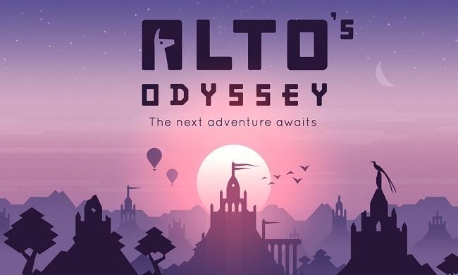 Game Alto's Odyssey mod apk