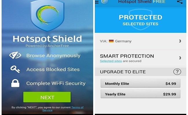Hotspot Shield Business VPN Proxy & Wi-Fi Security