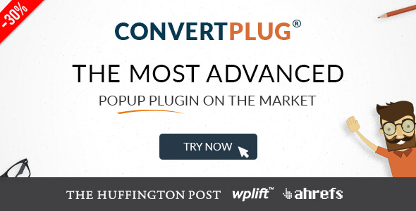 Convert Plus plugin wordpress
