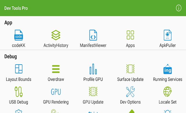 Dev Tools Pro android