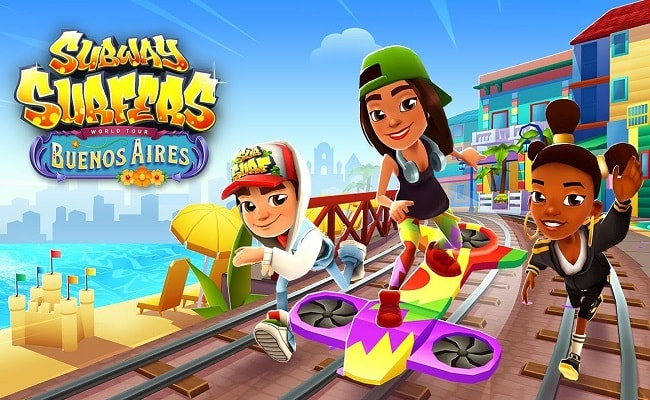 Games Subway Surfers