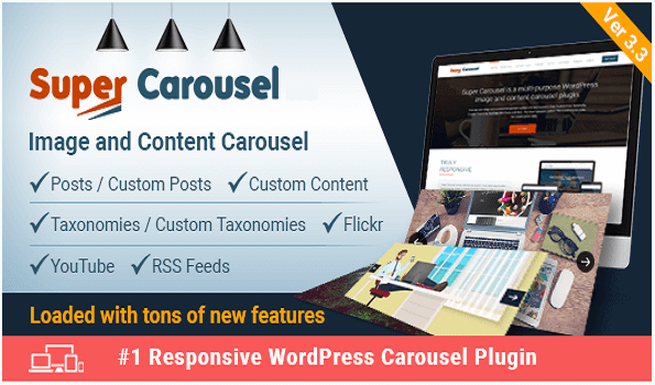 plugins Super Carousel wordpress