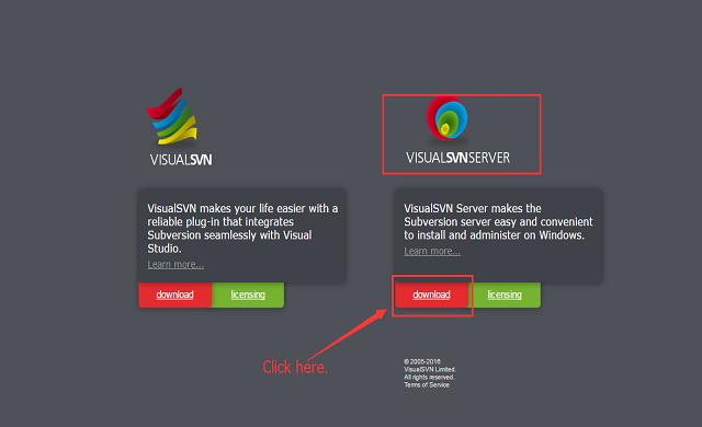 Phần mềm VisualSVN Server Enterprise