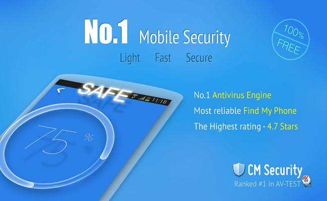 Ứng dụng CM Security Premium