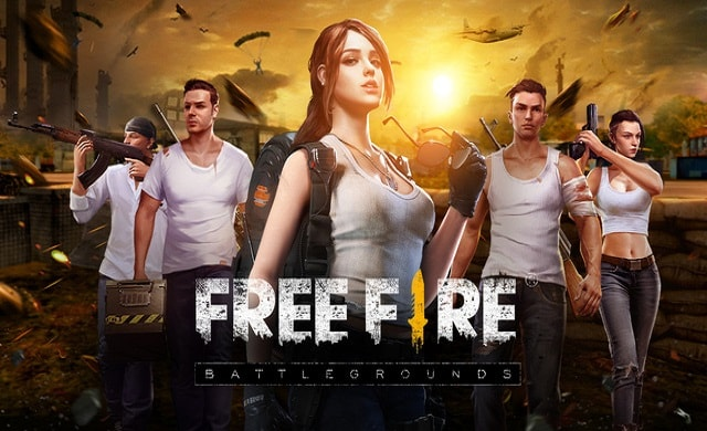 Games Garena Free Fire mod android