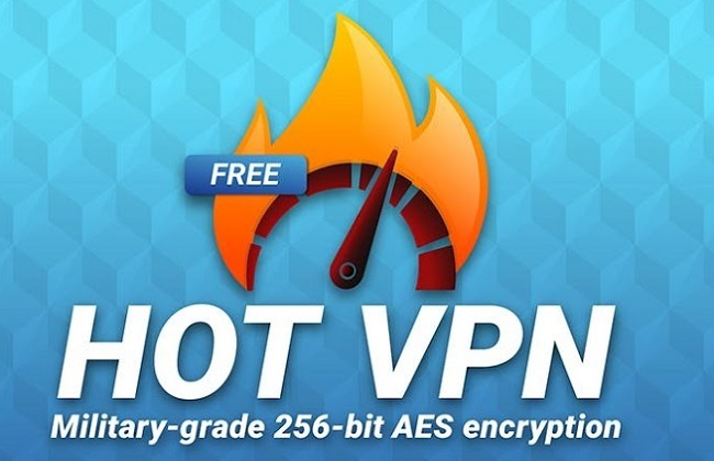 Hot VPN Pro - Hide IP & Internet Privacy Shield