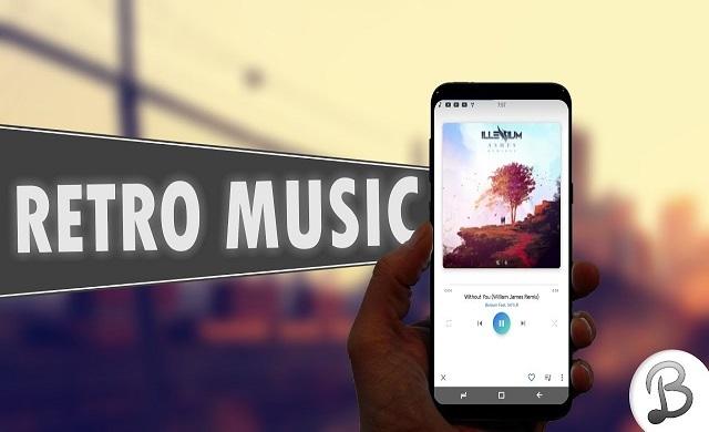 Trình phát nhạc Retro Music Player