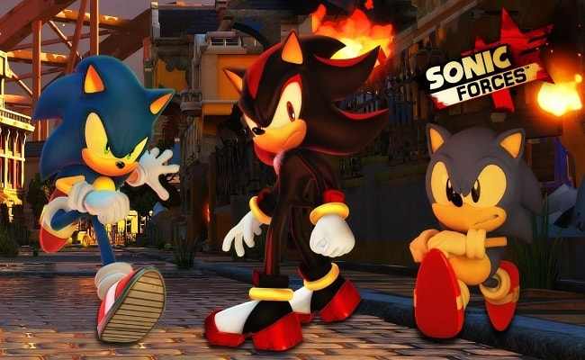 Games Sonic Mania Plus Repack Include DLC cho PC