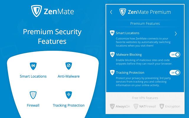 Ứng dụng Zen VPN Pro android