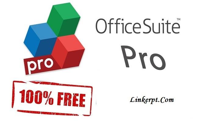ứng dụng OfficeSuite Pro Apk