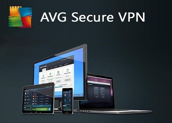 Phần mềm AVG Secure VPN Full