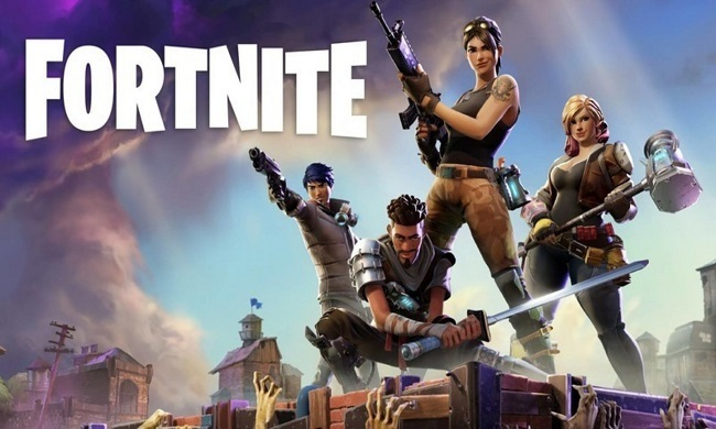 Game Fortnite Mobile