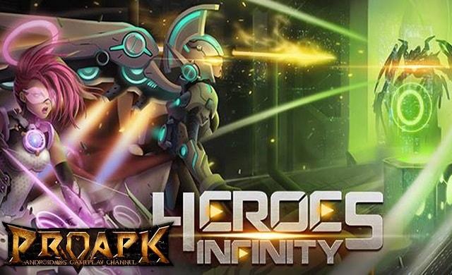 Game Heroes Infinity: God Warriors