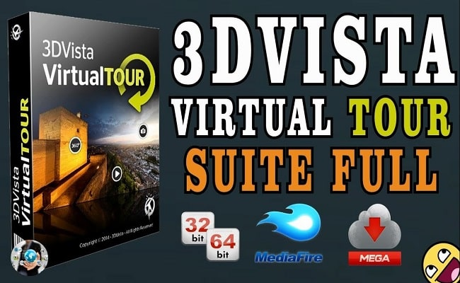 Phần mềm 3DVista Virtual Tour Suite