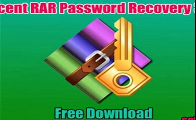 Phần mềm Accent RAR Password Recovery Pro