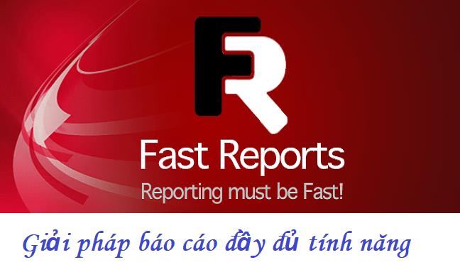 Phần mềm tiện ích FastReport .NET