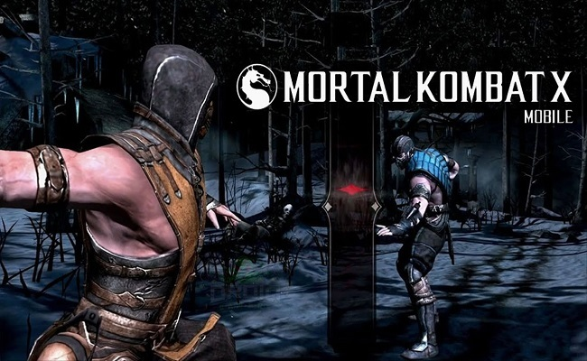 Game MORTAL KOMBAT X