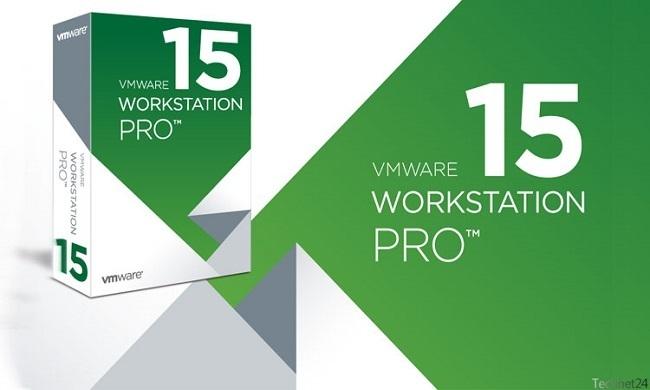 Phần mềm tạo máy ảo VMware Workstation 15
