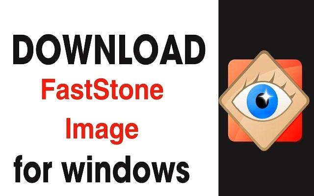Trình xem hình ảnh FastStone Image Viewer